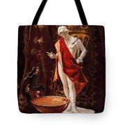16488 Nicanor Pinole Tote Bag
