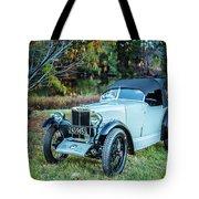 1743.017 1930 Mg Top Quarter Tote Bag