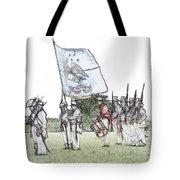 1812 Soldiers Tote Bag