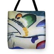 1911 Vasily Kandinsky Tote Bag