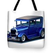 1928 Ford Tudor Sedan I Tote Bag