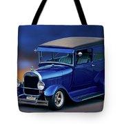 1928 Ford Tudor Sedan II Tote Bag