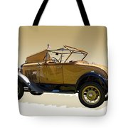 1930 Model A Ford Convertible Tote Bag