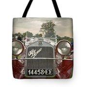 1931 Alfa Romeo Tote Bag