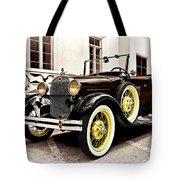 1931 Ford Phaeton Tote Bag