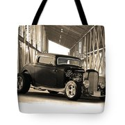 1932 Ford Lil' Deuce Coupe Tote Bag