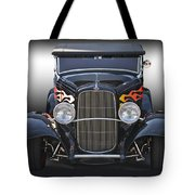 1932 Ford 'traditional' Hot Rod Roadster Tote Bag