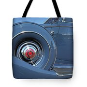 1937 Packard Automobile Tote Bag