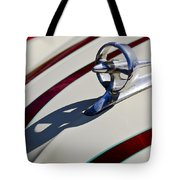 1949 Custom Buick Hood Ornament Tote Bag