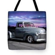 1953 Chevrolet 3100 Custom Pickup  Tote Bag