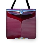 1956 Mercury Hood Ornament Tote Bag