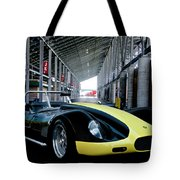 1956 Lister Cambridge Roadster Tote Bag