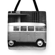 1960 Volkswagon Microbus Tote Bag