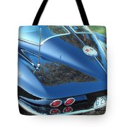1963 Corvette Tote Bag