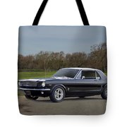 1966 Ford Mustang Coupe I Tote Bag