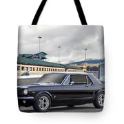 1966 Ford Mustang Coupe II Tote Bag