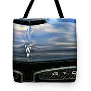 1967 Pontiac Gto Tote Bag by Gordon Dean II