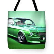 1968 Ford Mustang Fastback I Tote Bag