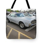 1968 Mercury Cougar Xr7 Tote Bag