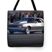 1969 Camaro Ss396 Tote Bag