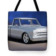 1969 Chevrolet C10 Pickup 'studio' 1 Tote Bag