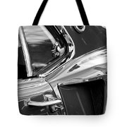 1969 Ford Mustang Mach 1 Side Scoop Tote Bag