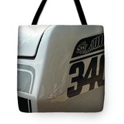 1971 Plymouth Duster 340 Tote Bag