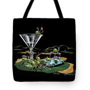 19th Hole Tote Bag