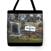 1-20-18--7464 Don't Drop The Crystal Ball Tote Bag