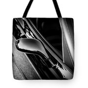 2002 Corvette Ls1 Painted Bw Tote Bag