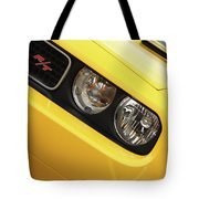2011 Dodge Challenger Rt Tote Bag