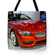 2014 Bmw Z4 Roadster Sdrive35is Tote Bag