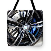 2015 Bmw M4 Tote Bag by Aaron Berg