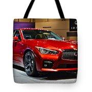 2015 Infiniti Q50 Tote Bag