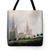 #4 San Diego Temple Tote Bag