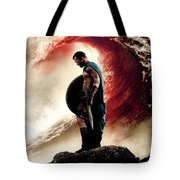 300 Rise Of An Empire 2014 Tote Bag