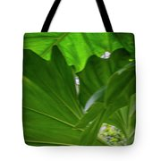 4327 - Leaves Tote Bag