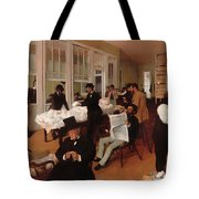 A Cotton Office In New Orleans Tote Bag