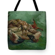 A Crab On Its Back Paris, August-september 1887 Vincent Van Gogh 1853 - 1890 Tote Bag