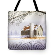 A Far Distant Feeling Tote Bag