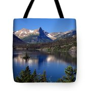 A Glacier Lake Tote Bag