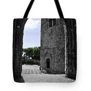 A Gothic View Tote Bag