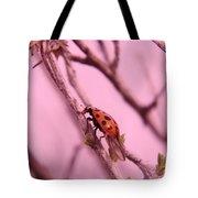A Ladybug   Tote Bag