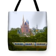 A Land Of Magic Tote Bag