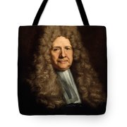 A Magistrate Painting Painted Originally Tote Bag