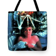 A Nightmare On Elm Street 1984 Tote Bag