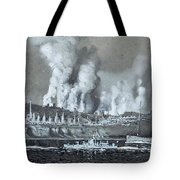 A Pair Of Industrial River Tote Bag