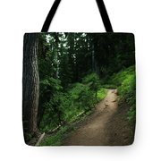A Path In Paradise Tote Bag