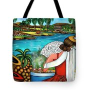 A Place To Remember Tote Bag