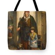 A Poor Beggar Bodie Tote Bag